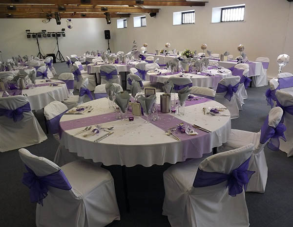 We have 7 rooms to hire, ask us which is best suited to your event!